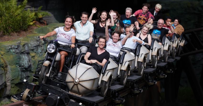 Nueva atracción de Harry Potter en parque de Orlando reportó una espera estimada de hasta 10 horas en su primer día