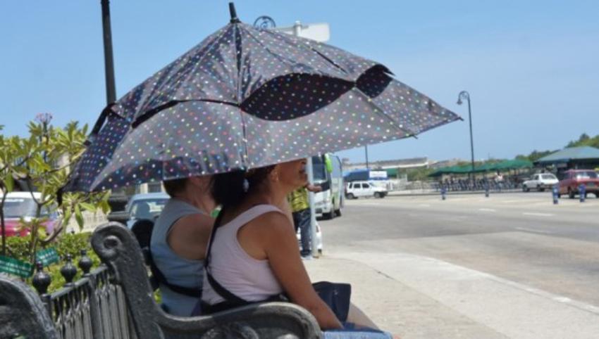 Es usual que junio sea uno de los meses más calientes en Cuba, asegura especialista
