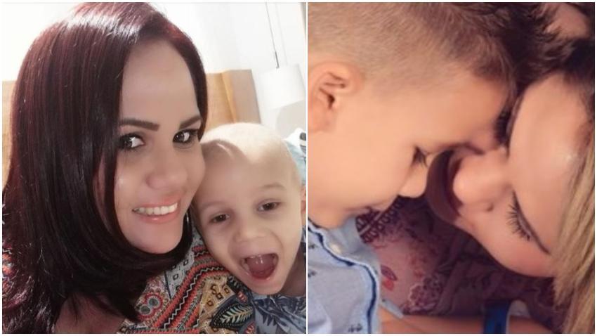 Madre cubana desesperada pide ayuda para salvar a su hijo con cáncer