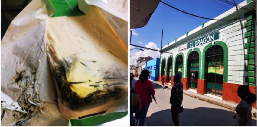 Denuncian venta de mantequilla con moho en Santiago de Cuba