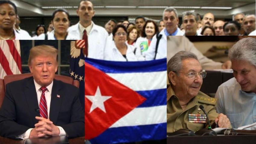 Gobierno estadounidense incluye a Cuba en su lista negra de tráfico de personas