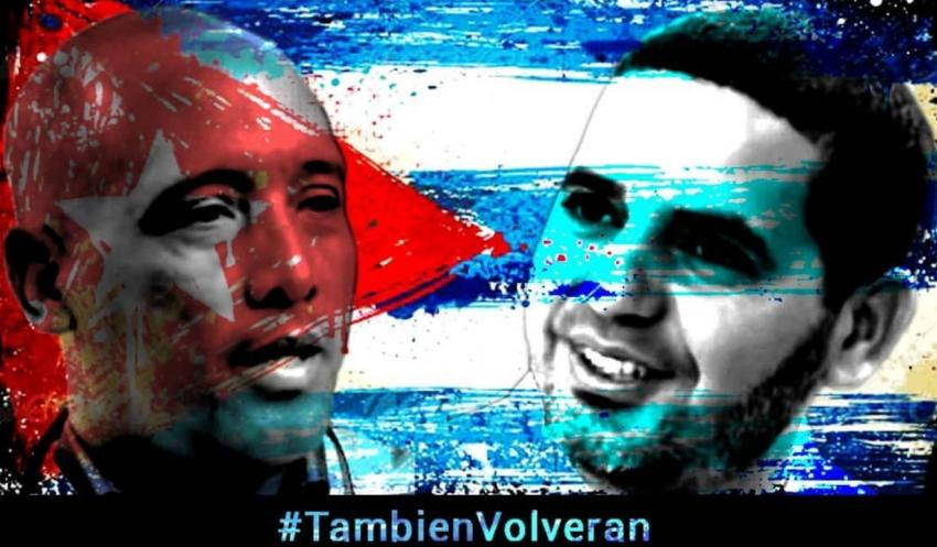 Artistas independientes cubanos lanzan campaña para recaudar los fondos para el rescate de los médicos secuestrados en Kenia