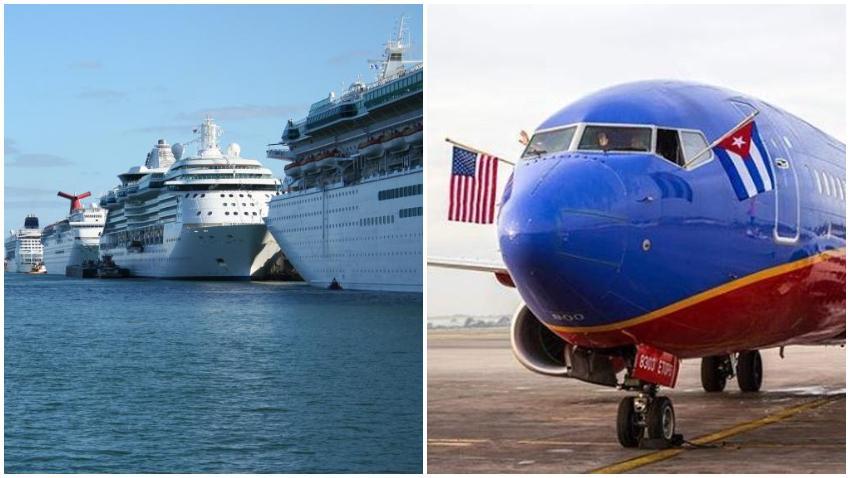El 54% de los cubanos en Miami apoya las nuevas medidas de Trump de restringir los viajes a Cuba y suspender los cruceros a la isla