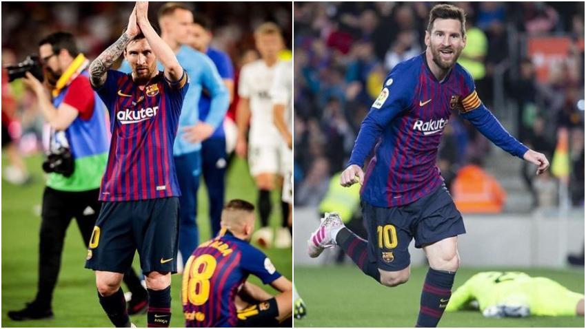 Messi y el FC Barcelona jugarán en Miami contra el Napoli