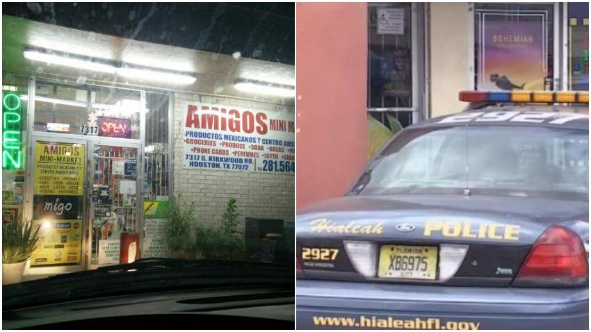 Arrestan a propietario de mini mercado en Hialeah por vender marihuana en la caja registradora