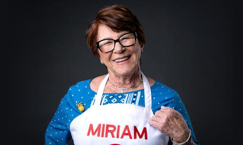 Miriam Palomino, la abuela cubana de Master Chef Latino