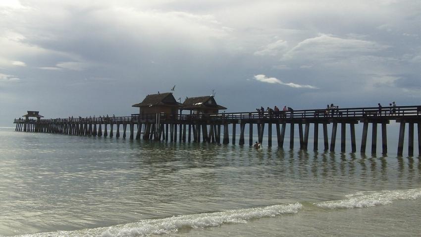 Naples en Florida sale como la mejor ciudad de playa en el país; según estudio