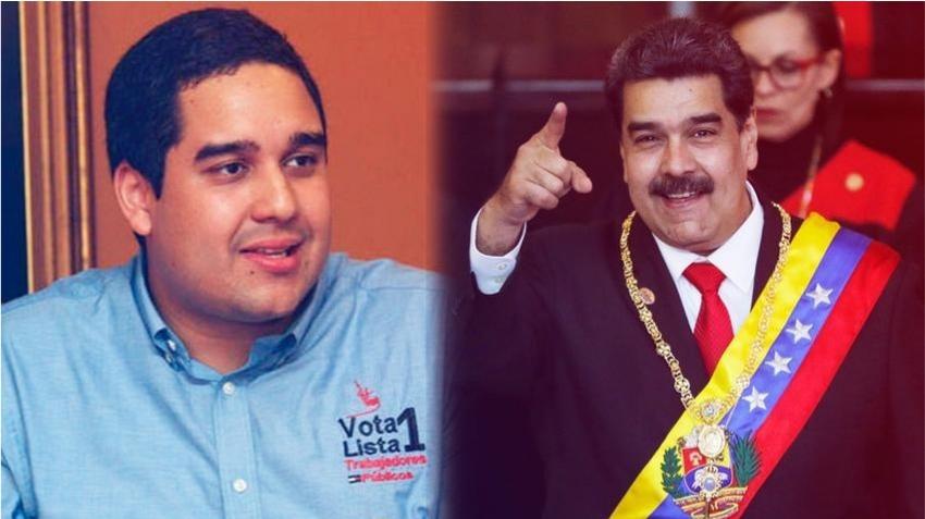 Estados Unidos impone sanciones sobre el hijo de Nicolás Maduro