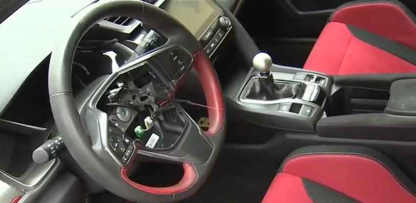 Roban bolsas de aire de varios vehículos en condominio de Miami; todos son autos Honda