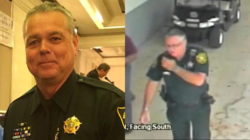Arrestan a Scot Peterson, oficial de policía que no entró a la escuela durante la masacre de Parkland, bajo cargos de negligencia infantil