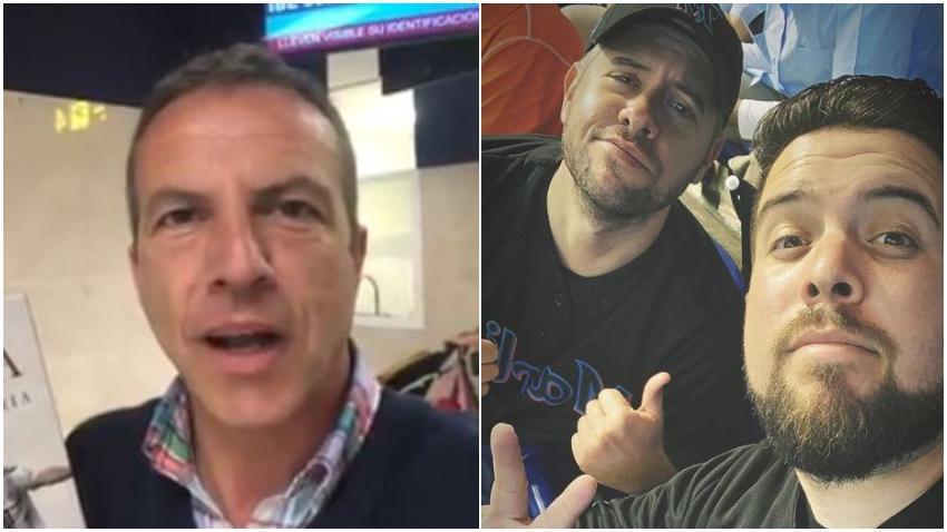 """Cristobal Soria le pide a los Pichy Boys que lo ayuden a encontrar a """"SERRESIETE"""" durante su viaje a Miami"""