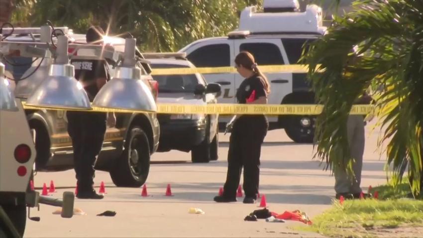 Asesinados a balazos un niño  de 7 años y un adulto en Miami Gardens