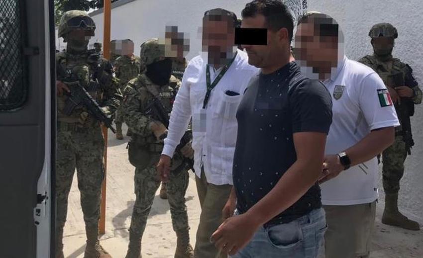 Detienen en México a un hombre a cargo de una red de tráfico de migrantes cubanos