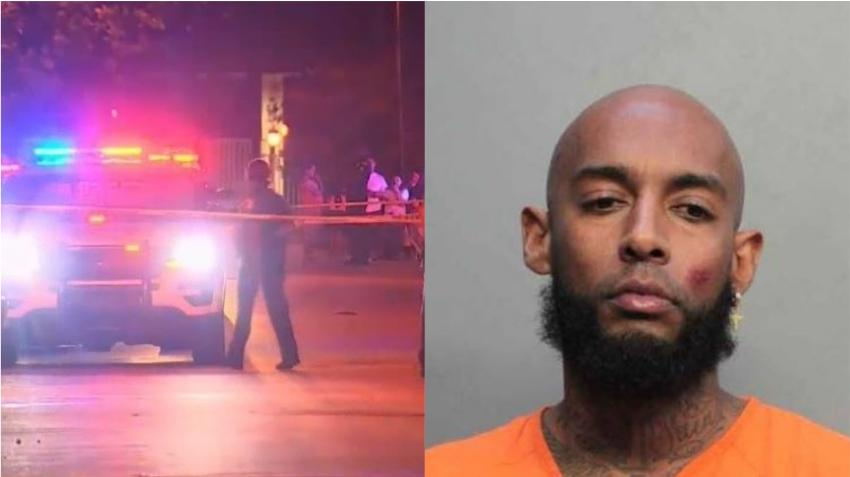 Hombre de Miami hace llamada falsa al 911 y dispara contra los oficiales al llegar