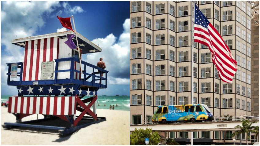 Lugares de Miami para ver los fuegos artificiales el 4 de julio en el 2019