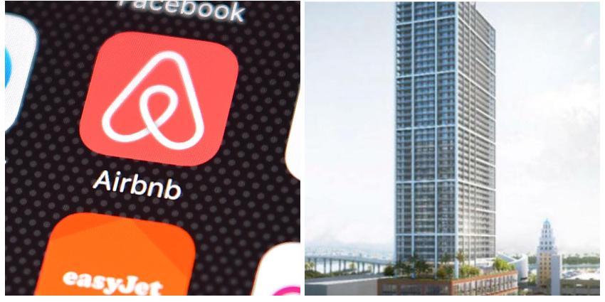 Torre residencial Natiivo Condo en Miami será el primer hotel Airbnb del mundo