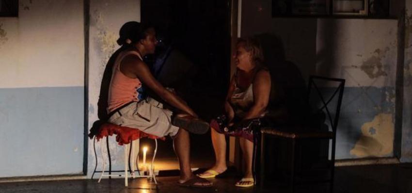 """Anuncian apagones de ocho horas en La Habana y Mayabeque, debido a un supuesto """"mantenimiento"""""""