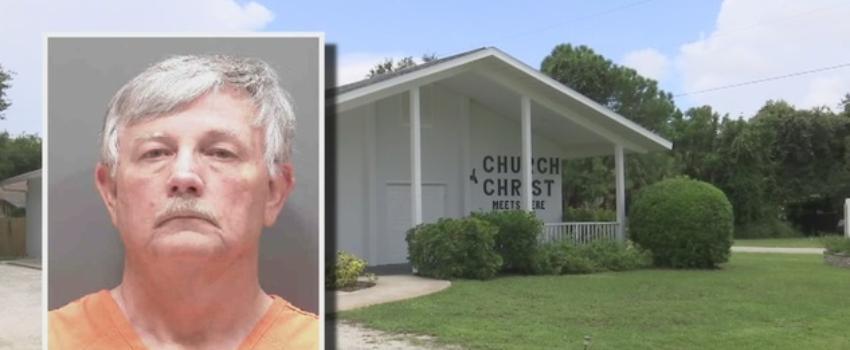 Pastor de una iglesia cristiana en Florida enfrenta 500 cargos por posesión de pornografía infantil