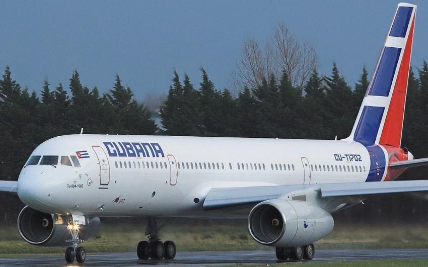 Un avión de Cubana de Aviación regresa al Aeropuerto de La Habana tras perder los sistemas de navegación