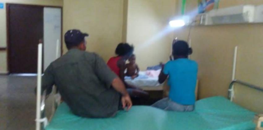 Denuncian pésimas condiciones y corrupción en el Hospital de Morón