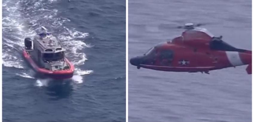 Guardia Costera rescata sin vida a un adulto mayor que se cayó de un bote en Pompano Beach