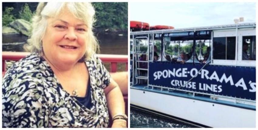 Arrestan a floridana por manosear a una mujer en una embarcación en el río, además protagonizó incidente racista