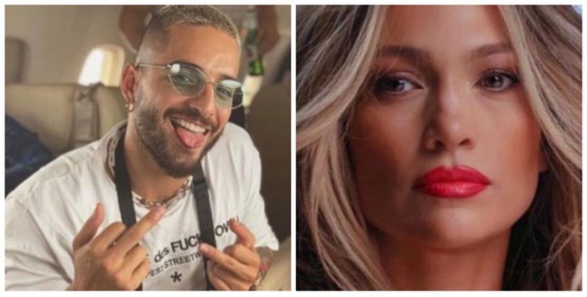 """Maluma y Jennifer López llegan al cine como pareja romántica en """"Marry Me"""""""