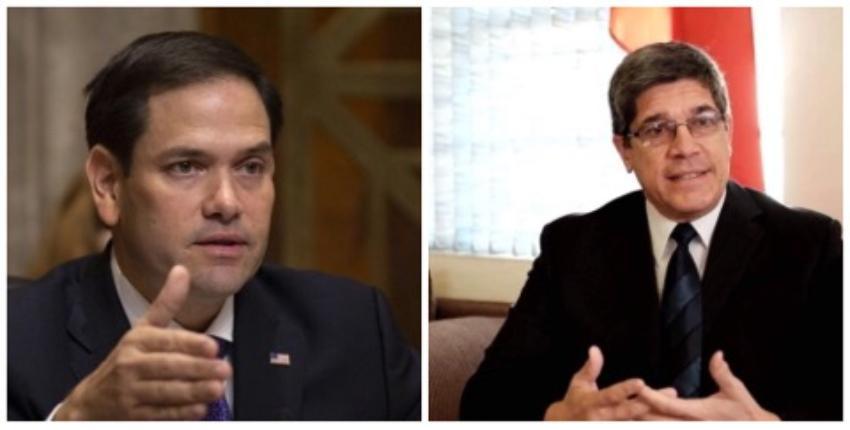 Marco Rubio al MINREX: ¿Por qué si el Partido Comunista está tan seguro del apoyo de los cubanos, no permite elecciones directas?
