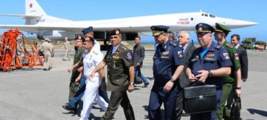 Comando Sur de EEUU alerta nuevamente sobre la presencia de tropas rusas en Venezuela