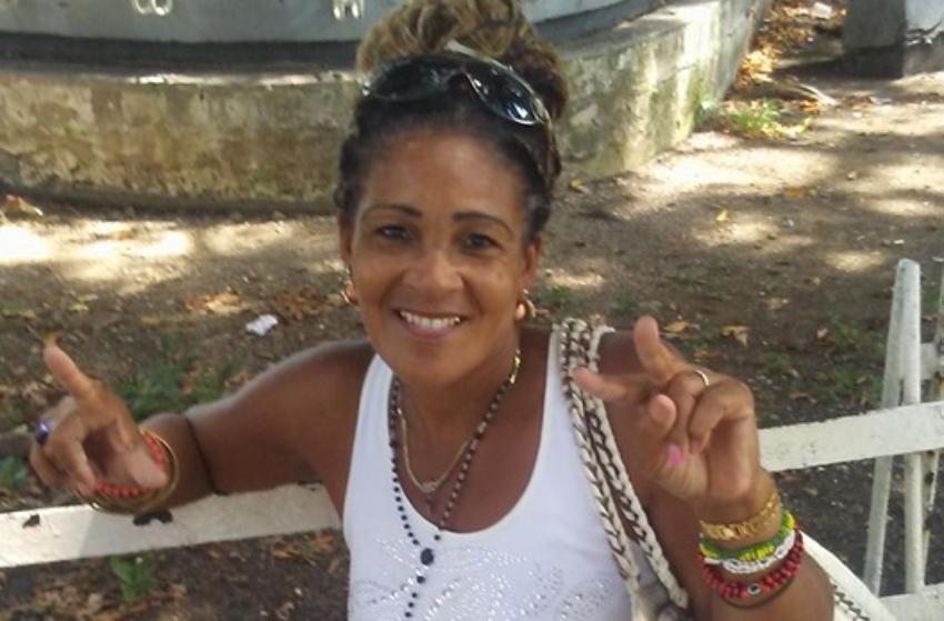 Presa política cubana Xiomara Cruz se reporta grave desde el hospital La Covadonga