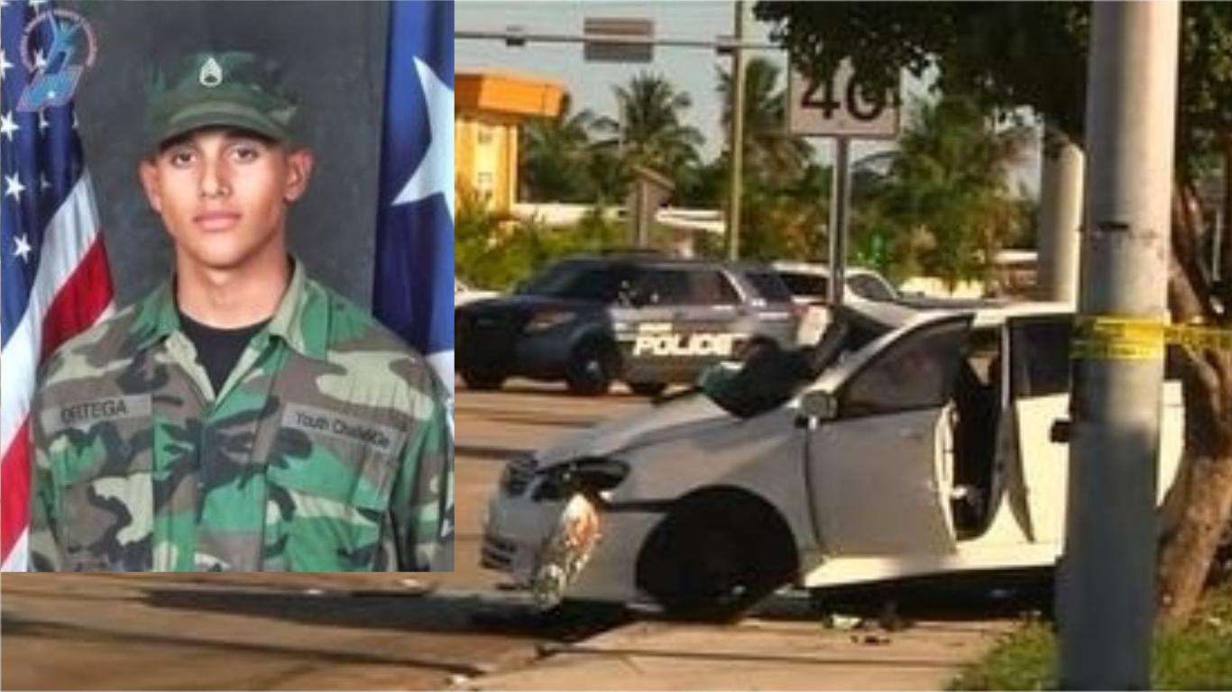 Muere una segunda persona en el trágico accidente en la ciudad de Hialeah donde dos vehículos chocaron de frente