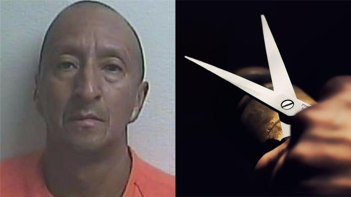 Hombre de Florida que le cortó los genitales al amante de su esposa recibe condena de 20 años de prisión