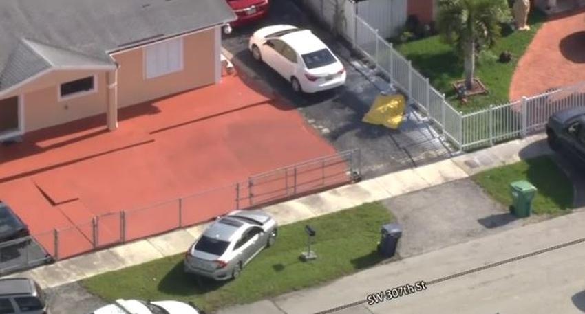 Asesinan a balazos a una joven de 21 años afuera de una casa en el suroeste de Miami Dade