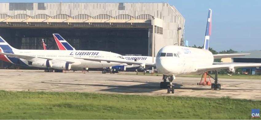 Fabricante de aviones se compromete a recuperar parte de la flota de Cubana de Aviación