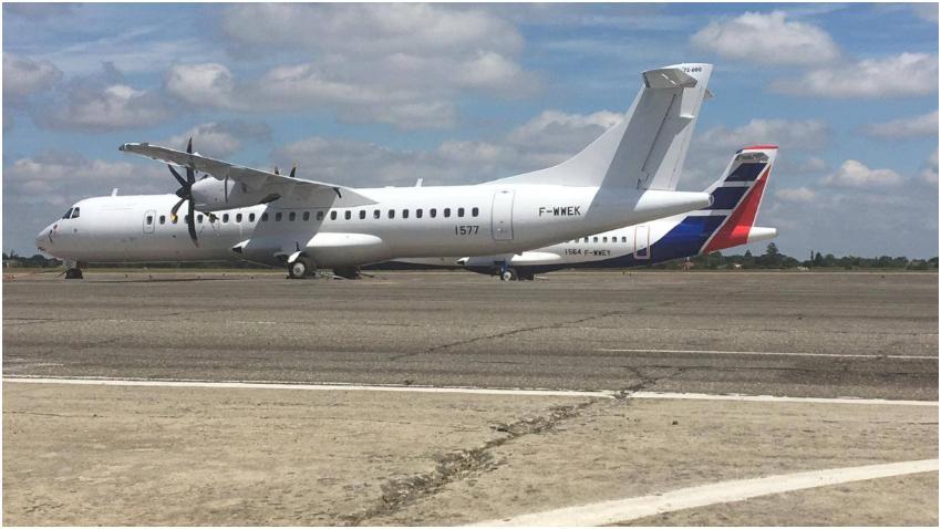 Cubana de Aviación compra dos nuevos aviones modelo ATR 72-600