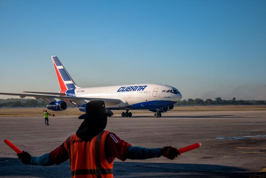 Cubana de Aviación cancela vuelo de La Habana a Madrid