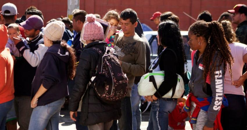 Otorgan estatus de refugiados a 23 cubanos residentes en Arica, Chile