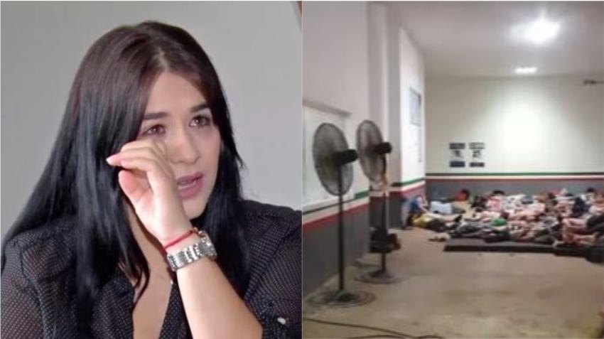Joven cubana de Miami pide liberación de su novio en centro de detención migratorio en México donde tiene todos sus documentos en regla