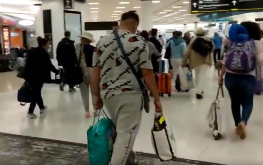 Cubanos de Miami que viajaban a La Habana en un vuelo Charter vuelven a quedar varados en el aeropuerto