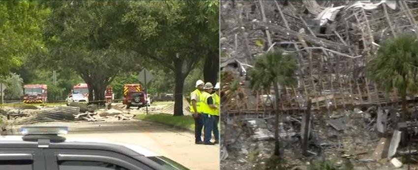 Revelan que compañía Teco People's Gas recibió una notificación sobre un olor a gas poco antes de la explosión en Plantation