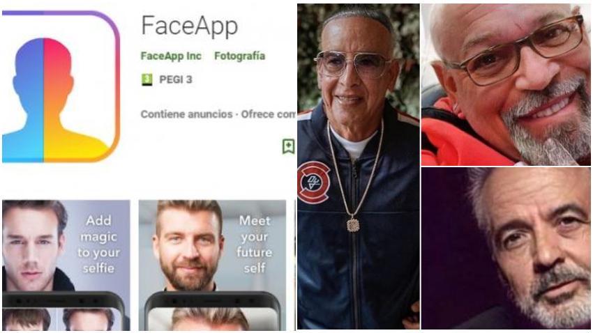 """Preocupación con la aplicación FaceApp que se ha hecho viral: """"Tiene vínculos con Rusia y no garantizan la privacidad"""""""