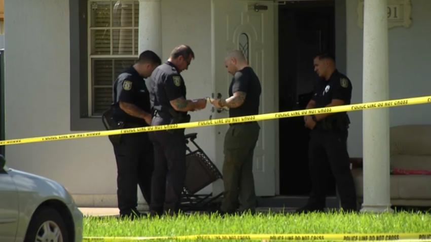 Una mujer terminó herida y un hombre muerto después de un intento de asesinato y suicidio en Hialeah