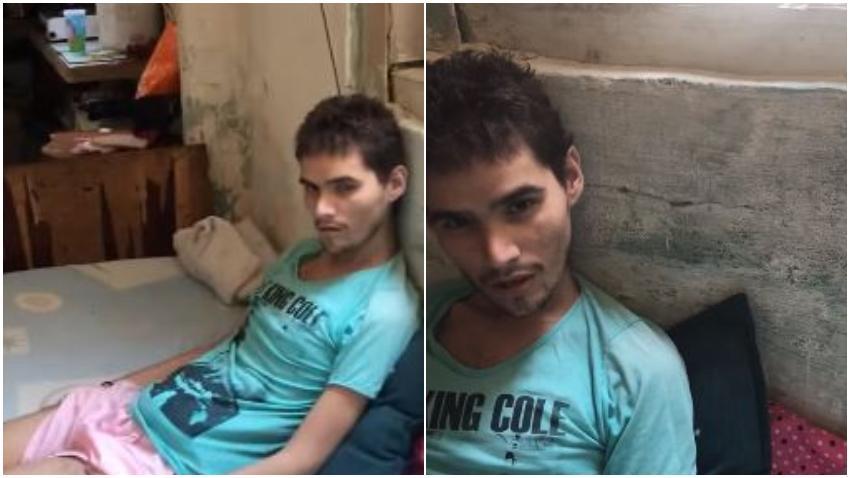 Joven cubano que padece cáncer de colon recibe de Miami medicinas, 2 530 CUC y ropa