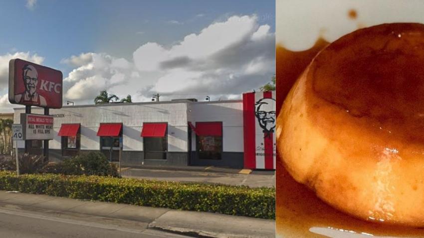 Un KFC en Hialeah lleva casi medio siglo vendiendo flan cubano