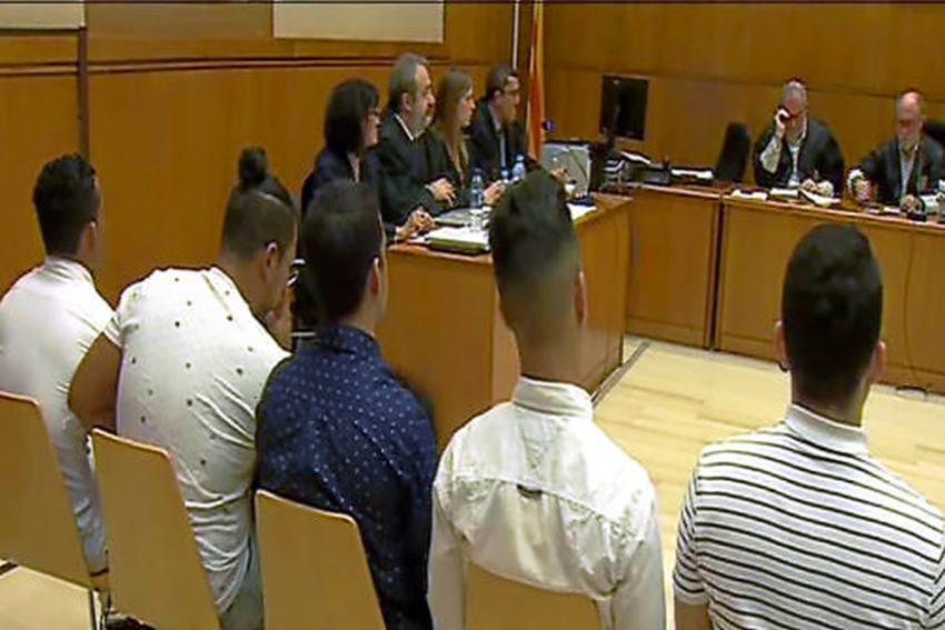 Confirman la nacionalidad de tres cubanos que participaron en la violación colectiva de una menor de edad que se juzga en España
