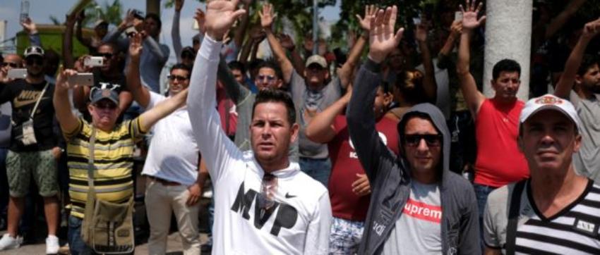 Cubano ha pagado unos 10 mil dólares para llegar a EEUU, sin embargo permanece detenido en México con alto riesgo de ser deportado