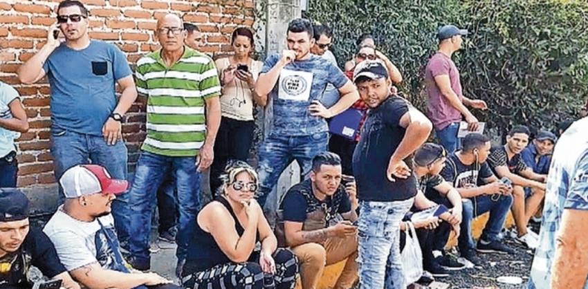 México recibió a 4.225 migrantes cubanos en los primeros cinco meses de 2019, durante el mismo período en 2018 llegaron 135