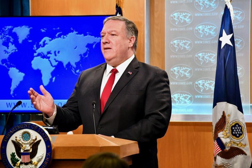 """Pompeo: Un Gobierno democrático en Cuba traería consigo un cambio en las relaciones con EEUU, y con ellos """"ventajas inimaginables"""""""