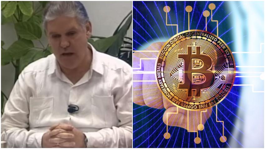 Ministro de Economía en Cuba asegura que estudian utilizar la criptomoneda en la isla