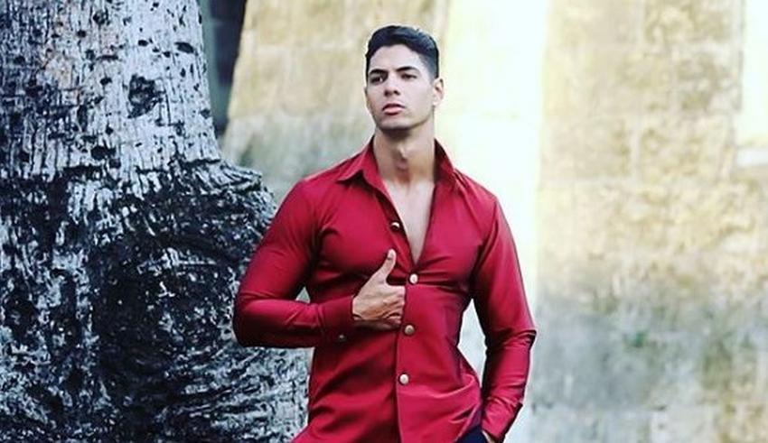 Joven cubano llega a la final de un certamen de belleza masculina en Nueva York